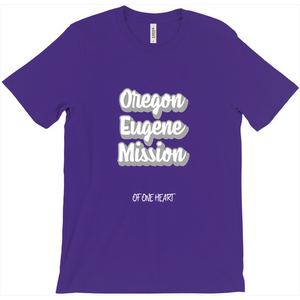 Oregon Eugene Mission T-Shirt