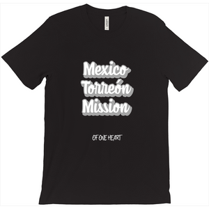 Mexico Torreón Mission T-Shirt