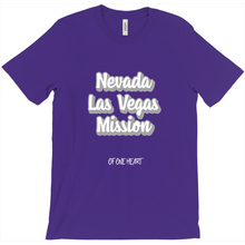 Load image into Gallery viewer, Nevada Las Vegas Mission T-Shirt