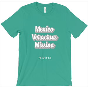 Mexico Veracruz Mission T-Shirt