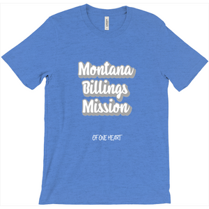 Montana Billings Mission T-Shirt