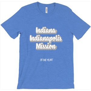 Indiana Indianapolis Mission T-Shirt