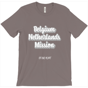 Belgium Netherlands Mission T-Shirt