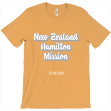 Load image into Gallery viewer, New Zealand Hamilton Mission T-Shirt