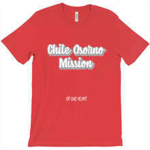 Load image into Gallery viewer, Chile Osorno Mission T-Shirt