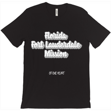 Load image into Gallery viewer, Florida Fort Lauderdale Mission T-Shirt