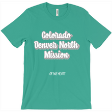 Load image into Gallery viewer, Colorado Denver North Mission T-Shirt