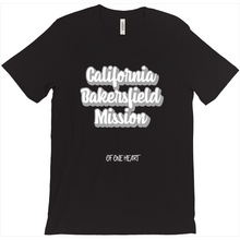 Load image into Gallery viewer, California Bakersfield Mission T-Shirts