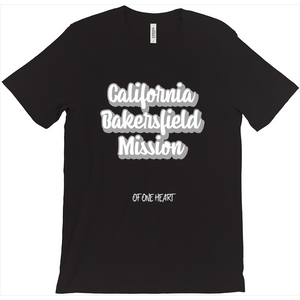 California Bakersfield Mission T-Shirts