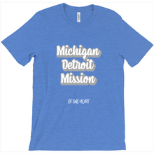 Load image into Gallery viewer, Michigan Detroit Mission T-Shirt