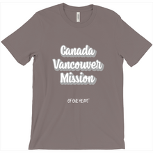 Load image into Gallery viewer, Canada Vancouver Mission T-Shirt