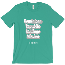 Load image into Gallery viewer, Dominican Republic Santiago Mission T-Shirt