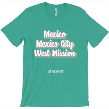 Load image into Gallery viewer, Mexico Mexico City West Mission T-Shirt