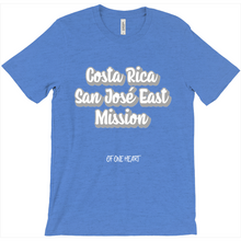 Load image into Gallery viewer, Costa Rica San José East Mission T-Shirt