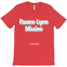 Load image into Gallery viewer, France Lyon Mission T-Shirt