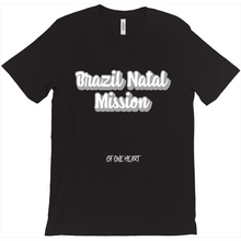 Load image into Gallery viewer, Brazil Natal Mission T-Shirt