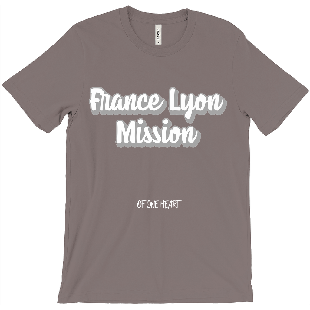 France Lyon Mission T-Shirt