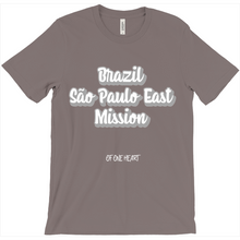 Load image into Gallery viewer, Brazil São Paulo East Mission T-Shirt