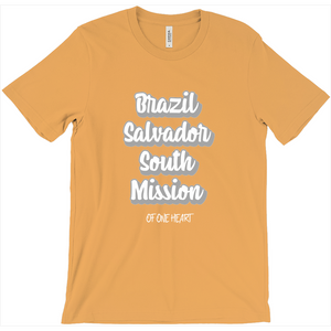 Brazil Salvador South Mission T-Shirt
