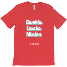 Load image into Gallery viewer, Zambia Lusaka Mission T-Shirt
