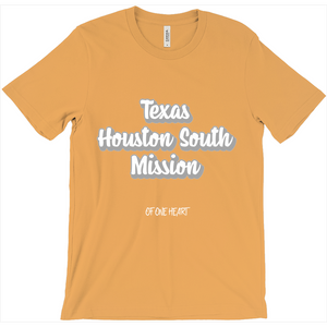 Texas Houston South Mission T-Shirt