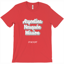 Load image into Gallery viewer, Argentina Neuquén Mission T-Shirt
