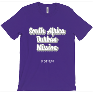 South Africa Durban Mission T-Shirt