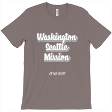 Load image into Gallery viewer, Washington Seattle Mission T-Shirt