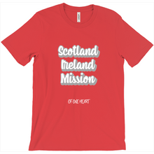 Load image into Gallery viewer, Scotland Ireland Mission T-Shirt