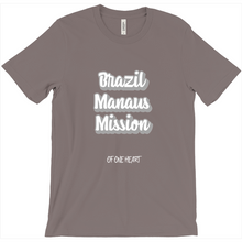 Load image into Gallery viewer, Brazil Manaus Mission T-Shirt
