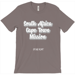 South Africa Cape Town Mission T-Shirt