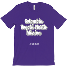 Load image into Gallery viewer, Colombia Bogotá North Mission T-Shirt