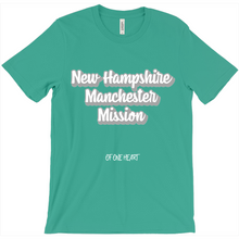 Load image into Gallery viewer, New Hampshire Manchester Mission T-Shirt