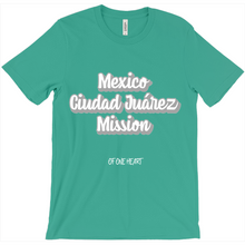Load image into Gallery viewer, Mexico Ciudad Juárez Mission T-Shirt