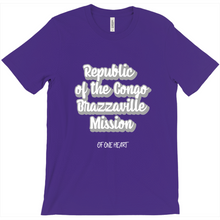 Load image into Gallery viewer, Republic of the Congo Brazzaville Mission T-Shirt