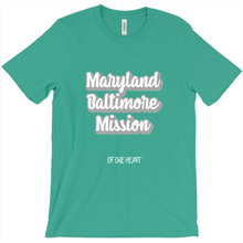 Load image into Gallery viewer, Maryland Baltimore Mission T-Shirt