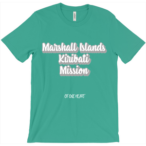 Marshall Islands Kiribati Mission T-Shirt