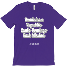 Load image into Gallery viewer, Dominican Republic Santo Domingo East Mission T-Shirt