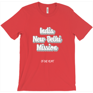 India New Delhi Mission T-Shirt