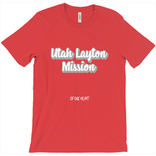 Load image into Gallery viewer, Utah Layton Mission T-Shirt