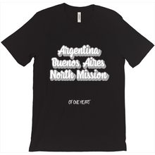 Load image into Gallery viewer, Argentina Buenos Aires North Mission T-Shirt