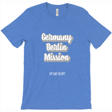 Load image into Gallery viewer, Germany Berlin Mission T-Shirt