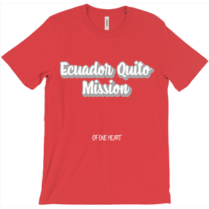 Ecuador Quito Mission T-Shirt