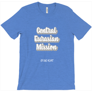 Central Eurasian Mission T-Shirt