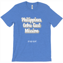Load image into Gallery viewer, Philippines Cebu East Mission T-Shirt