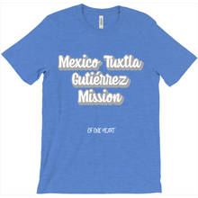 Load image into Gallery viewer, Mexico Tuxtla Gutiérrez Mission T-Shirt