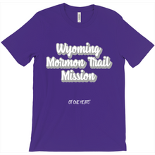 Load image into Gallery viewer, Wyoming Mormon Trail Mission T-Shirt