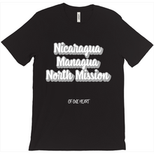 Load image into Gallery viewer, Nicaragua Managua North Mission T-Shirt