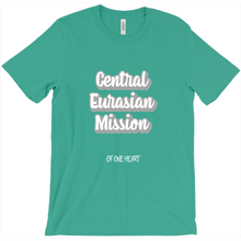 Load image into Gallery viewer, Central Eurasian Mission T-Shirt