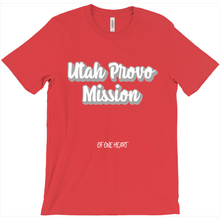 Load image into Gallery viewer, Utah Provo Mission T-Shirt